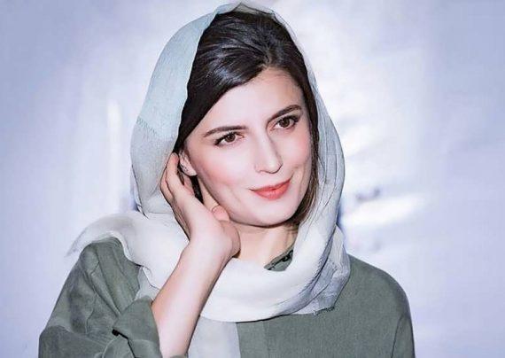 عکس بدون آرایش خانم بازیگر