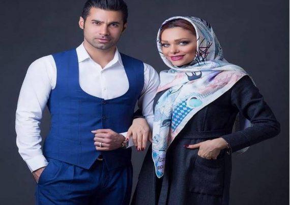 سالگرد ازدواج عاشقانه محسن فروزان