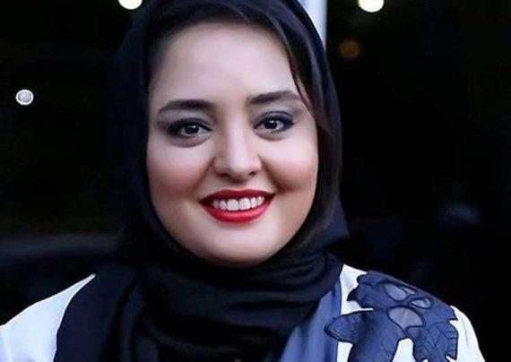 گریم متفاوت نرگس محمدی
