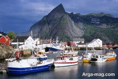 اقامت کردن در نروژ