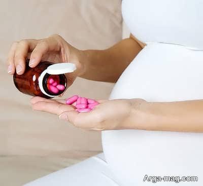 مولتی ویتامین پریناتال در دوران بارداری