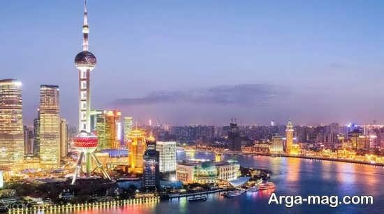مکان های دیدنی شانگهای برای گردشگران