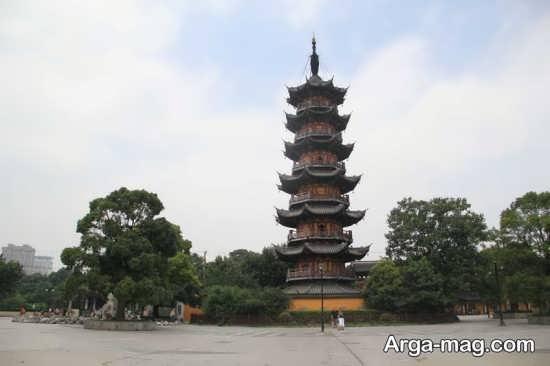 معبد تاریخی شانگهای