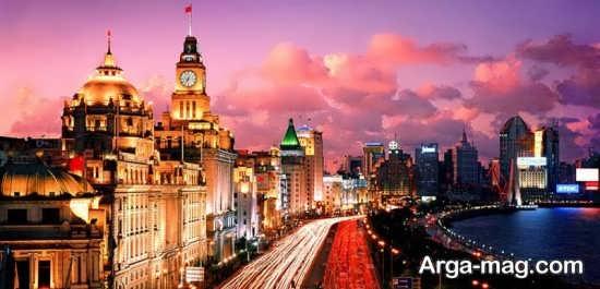 شهر شانگهای را بشناسید
