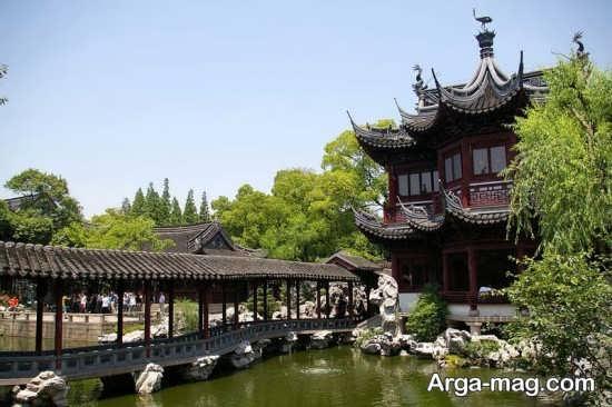 محل های توریستی شانگهای