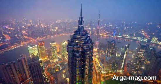 برج های دیدنی شانگهای