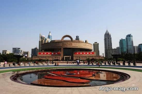 شهر زیبای شانگهای چین