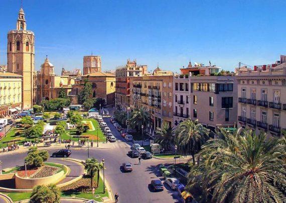 مکان های دیدنی والنسیا اسپانیا