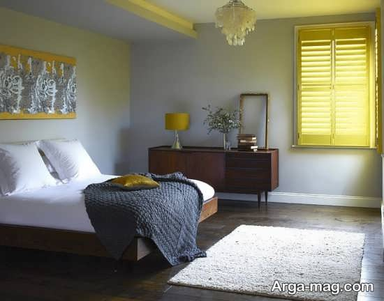 طراحی شیک اتاق خواب
