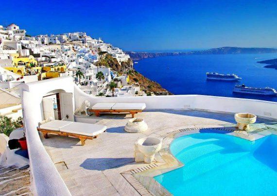 مکان های دیدنی یونان را بشناسید