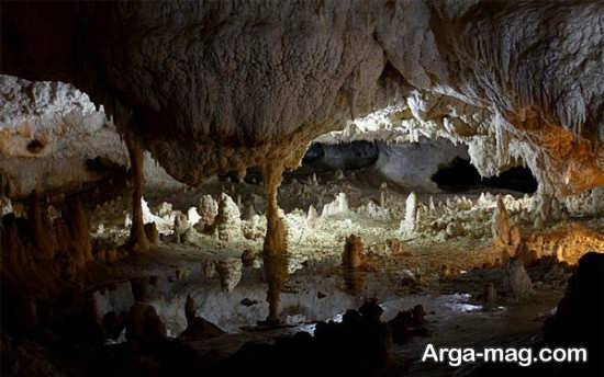 مکان های طبیعی زنجان
