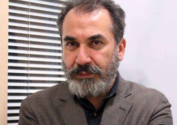 بیوگرافی سیامک انصاری
