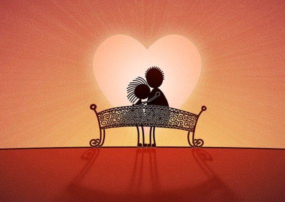 متن کوتاه درباره عشق