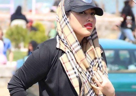 تیپ جذاب آلما نصرتی