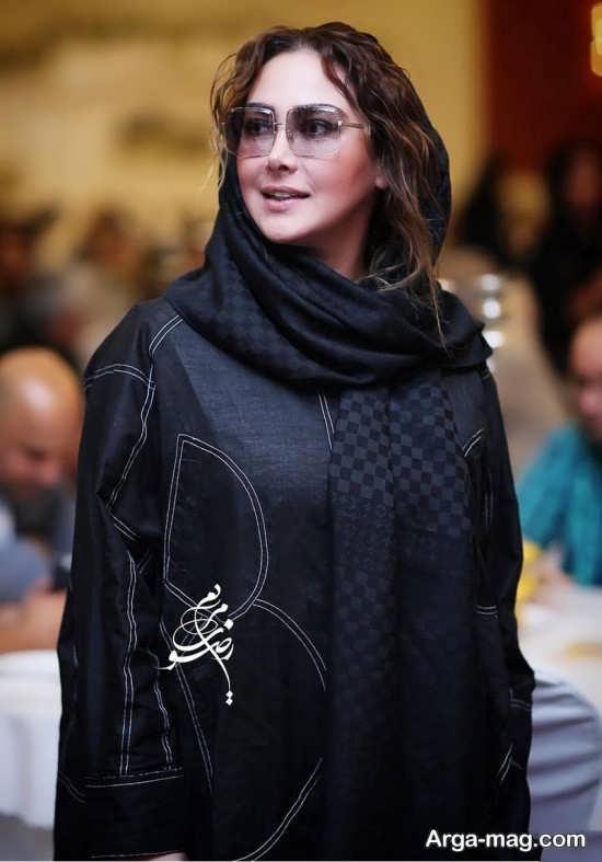 مدل موی جذاب آنا نعمتی