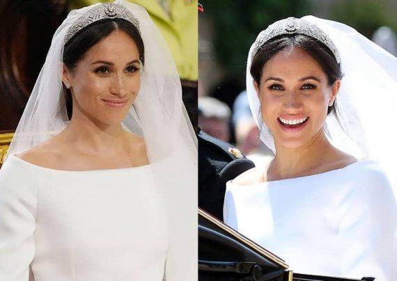 تصویر دیدنی از عروس سلطنتی انگلستان