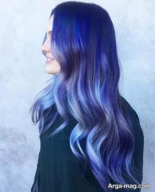 رنگ موی پاییز ۹۷