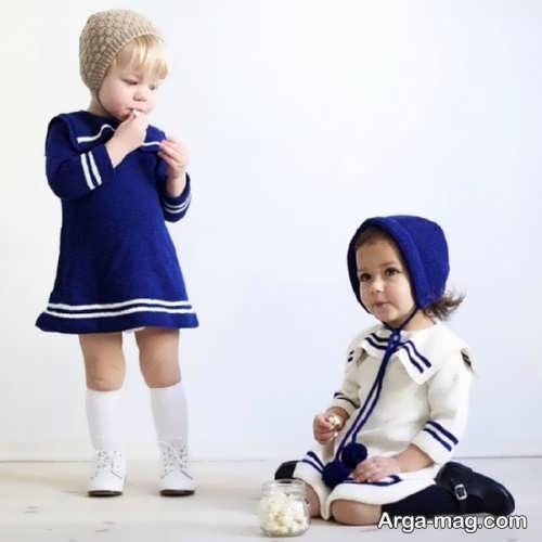 مدل لباس بچه گانه پاییزی جدید