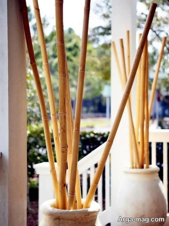 ایده های تزیینی با بامبو