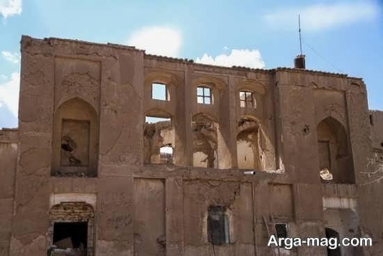 بناهای تاریخی شهر بیرجند
