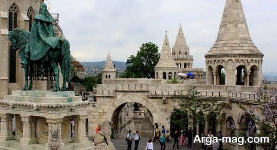معماری تاریخی بوداپست