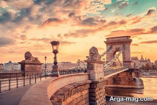 مناطق زیبای بوداپست