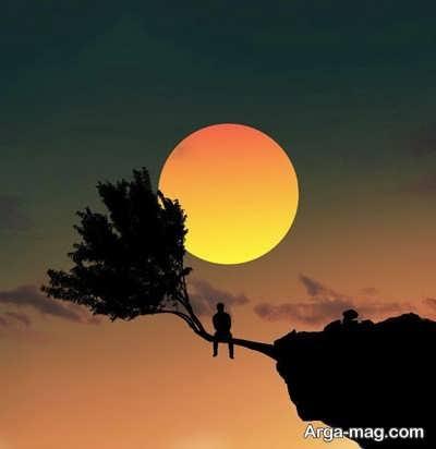 جملات زیبا و دلنشین در مورد آرامش