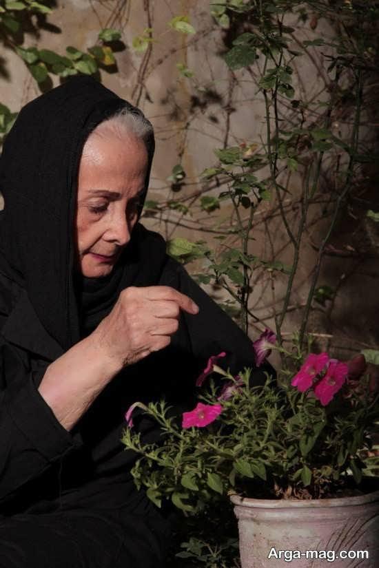 کتایون امیر ابراهیمی بازیگر پیشکسوت و پرکار