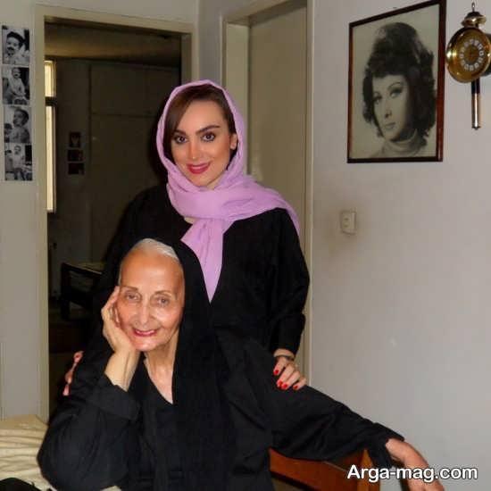 عکس کتایون امیر ابراهیمی و بیوگرافی وی