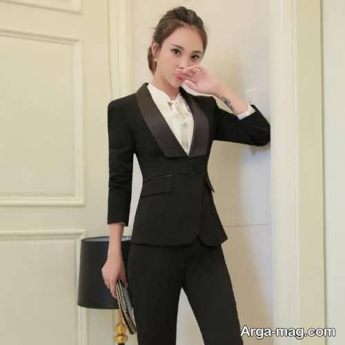 مدل لباس مشکی زیبا دخترانه