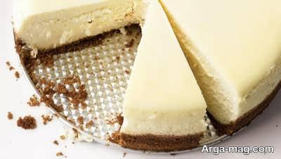 روش تهیه کیک پنیری