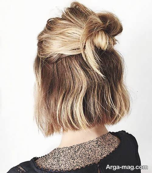 [تصویر:  Chignon-hair-short-girls-5.jpg]