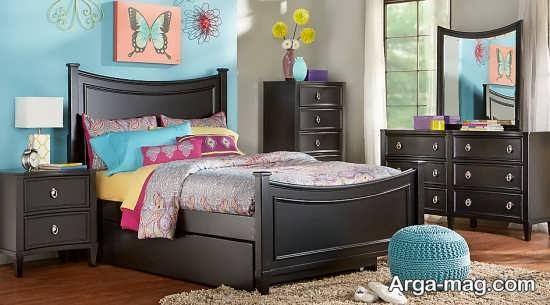 مدل تخت خواب مخصوص کودک و نوجوان