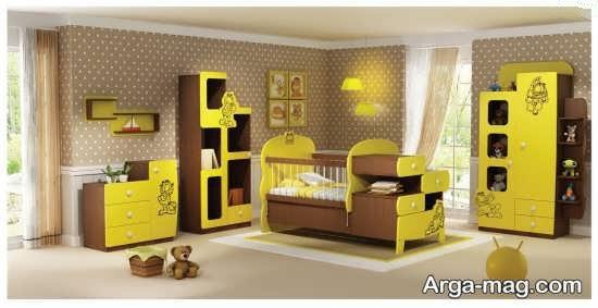 مدل تخت خواب کودک و نوجوان