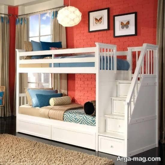 مدل خاص تخت خواب کودک و نوجوان
