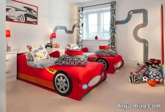 مدل جدید و شیک تخت خواب کودک و نوجوان