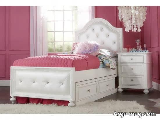 مدل مدرن تخت خواب کودک و نوجوان