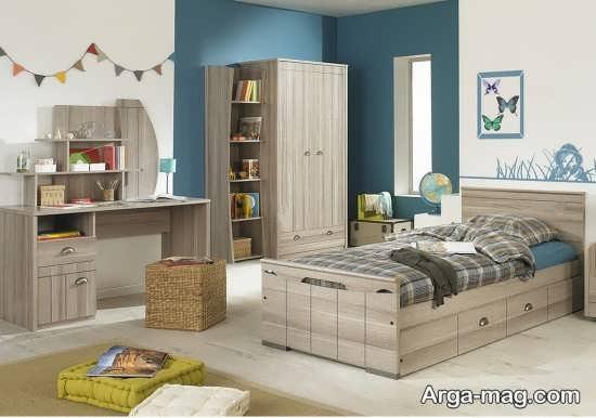 مدل دیدنی تخت خواب کودک و نوجوان