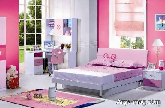مدل جذاب تخت خواب کودک و نوجوان