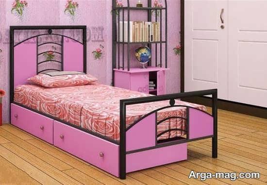 مدل جذاب تخت خواب کودکان