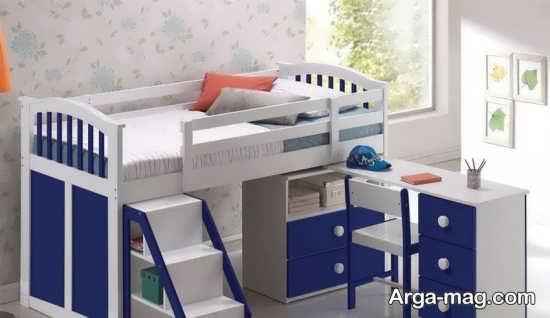مدل جذاب تخت خواب کودک