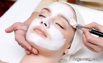 پاک سازی پوست چرب