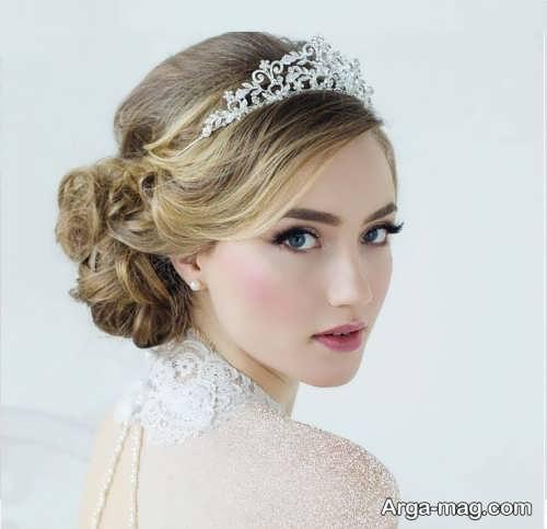 مدل موی شیک عروس