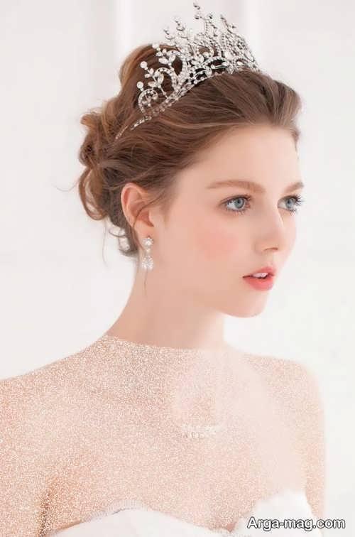 مدل موی جدید عروس