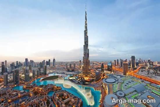 گردش و سفر در دبی