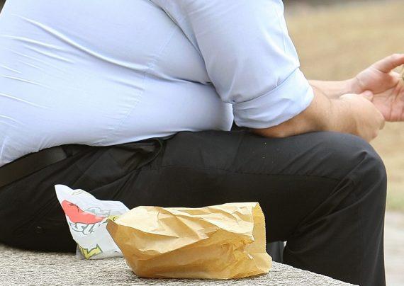 مرگ بر اثر چاقی