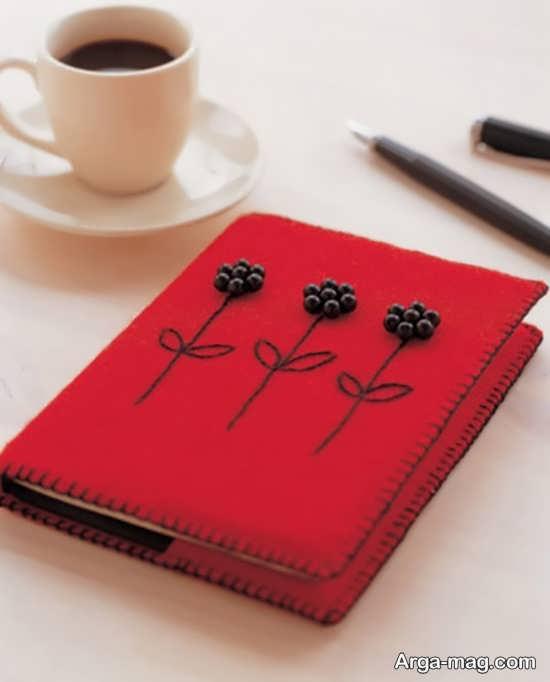 تزیین شیک دفترچه خاطرات