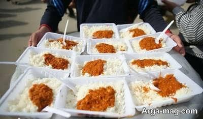 تعبیر خواب برنج نذری