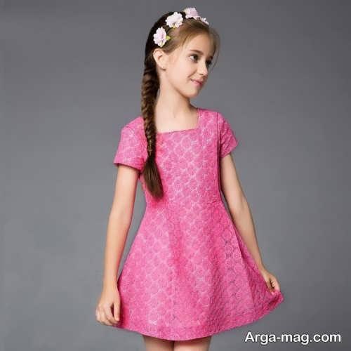 مدل لباس مجلسی زیبا و جدید دخترانه