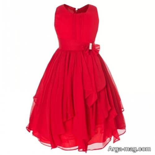 مدل لباس مجلسی دخترانه بین 11 تا 15 سال